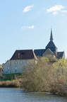 Eglise de Jarnages (Creuse)...